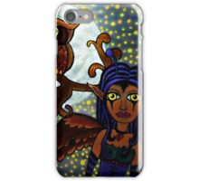 Nyx Of The Night iPhone Case/Skin