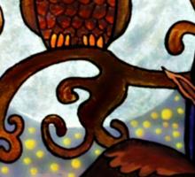Nyx Of The Night Sticker