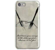 Macbeth Shakespeare Art iPhone Case/Skin