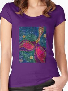 Mermaid Tales Women's Fitted Scoop T-Shirt
