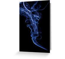 Smoke Art 20 Greeting Card