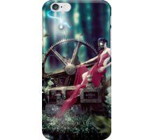 Goddess de Machina Natura  iPhone Case/Skin