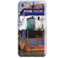Fishing Trawler iPhone Case/Skin