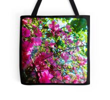 Tropical Suburbia Tote Bag