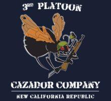 3rd Platoon, Cazador Company Kids Clothes