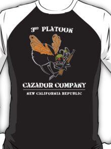 3rd Platoon, Cazador Company T-Shirt