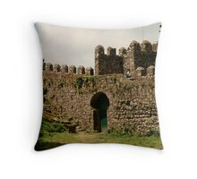 What a spot to read! Throw Pillow