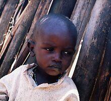 Kenyan boy by sdarnley