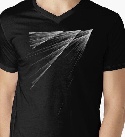 *VECTOR AWAY!* Mens V-Neck T-Shirt