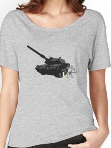 No Tanks! Women's Relaxed Fit T-Shirt