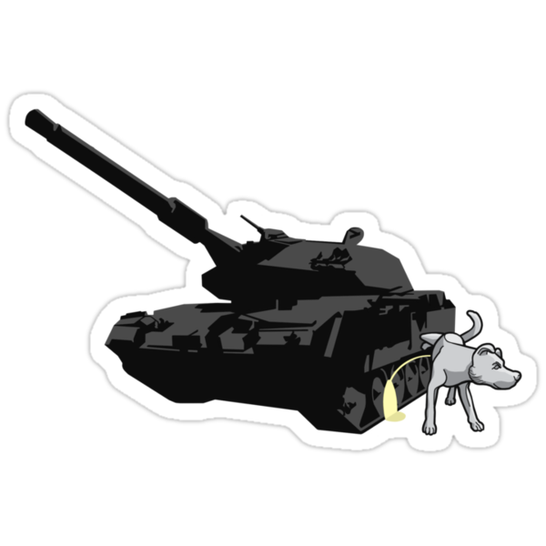 No Tanks! by rubyred