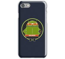 geek - ninjroid iPhone Case/Skin