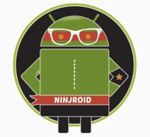 geek - ninjroid by dmcloth
