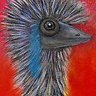 Emu by Julie  Sutherland