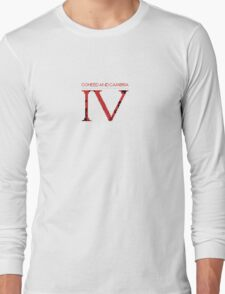 Good Apollo I'm Burning Star IV Volume One ultra retro Long Sleeve T-Shirt