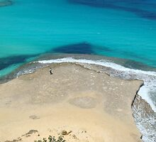 Beach of Marsa Matrouh by Mondy