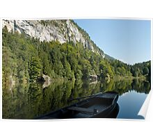Austria mountains Poster