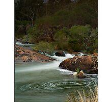 Creek II by Kirk  Hille