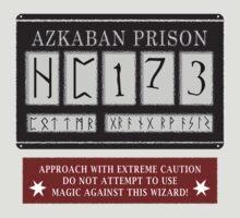 Azkaban Prison Issue by khamarupa
