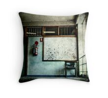 D3 Throw Pillow