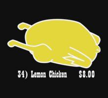 Lemon Chicken II by Edward Hor