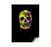 Death can be cool too ! Art Print