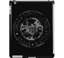 Hey Ho, Let's Assemble!! (Alternative Design) iPad Case/Skin