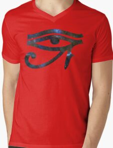 Carina's Mystic Mist | Eye of Ra [Eye of Horus] Mens V-Neck T-Shirt