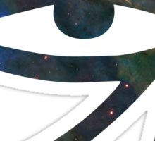 Carina's Mystic Mist | Eye of Ra [Eye of Horus] Sticker