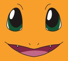 Charmander Face by NoTeeAmy