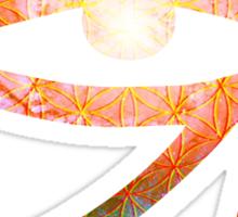 Sacred Pool of Whirl | Eye of Ra [Eye of Horus] Sticker