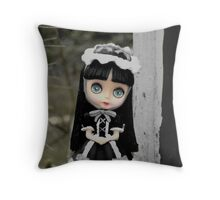 Bonnie Lolita Throw Pillow
