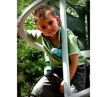 playground.. Photographic Print