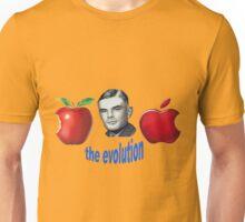 the evolution Unisex T-Shirt