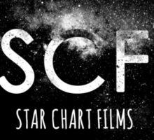 Star Chart Films Travel Pack Sticker