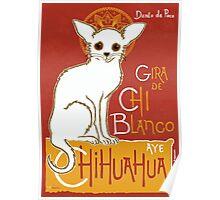 Chi Blanco Poster