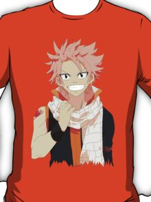 Fairy Tail Front Natsu T-Shirt