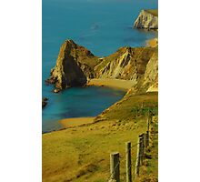 The coast Photographic Print