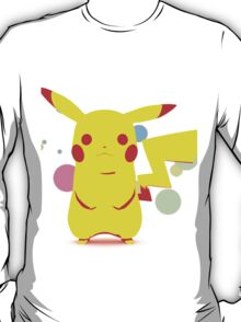 Pokemon - Red Pikachu T-Shirt