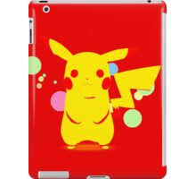 Pokemon - Red Pikachu iPad Case/Skin