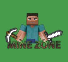 Mine Zone Steve by Zone  Network