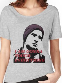 Delsin touch everything Women's Relaxed Fit T-Shirt