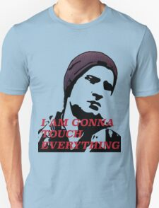 Delsin touch everything Unisex T-Shirt