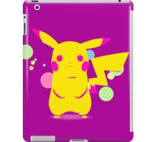 Pokemon - Purple Pikachu iPad Case/Skin