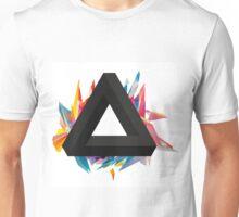 Infinite Triangle Unisex T-Shirt