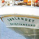 SORLANDET - Norwegian Ship by Gilberte