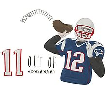 Deflate Gate by LilCurious
