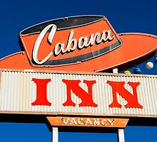 Cabana Inn by Sam Scholes