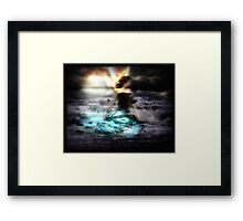 The North Wind Framed Print