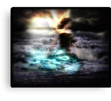 The North Wind Canvas Print